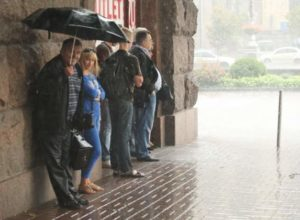 Детальный прогноз погоды в Украине на 7 дней! Жара и дожди повсюду!