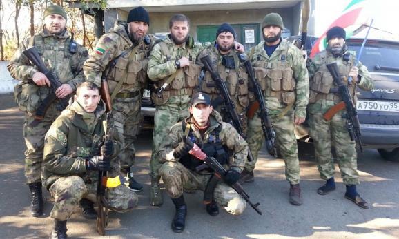 ВАЖНО! Только что 09:40! Чеченские бойцы записали открытое обращение к побратимам из Украины!