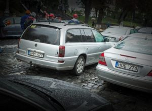 Штрафи до 170 тис. грн.: уже з наступного місяця водіїв на єврономерах чекають серйозні проблеми