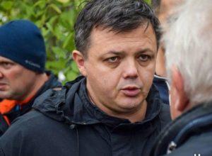 Терміново! Семенченко попередив Ахметова: Ви -виживете. Вас ніхто не розстріляє і не повісить. Можете видихнути… Ми просто повернемо каторжні роботи