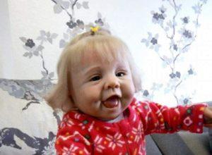 НЕЙМОВІРНО! Фантастично! Воїн АТО власноруч створює ляльки, які легко переплутати з живими дітьми! (ФОТО)