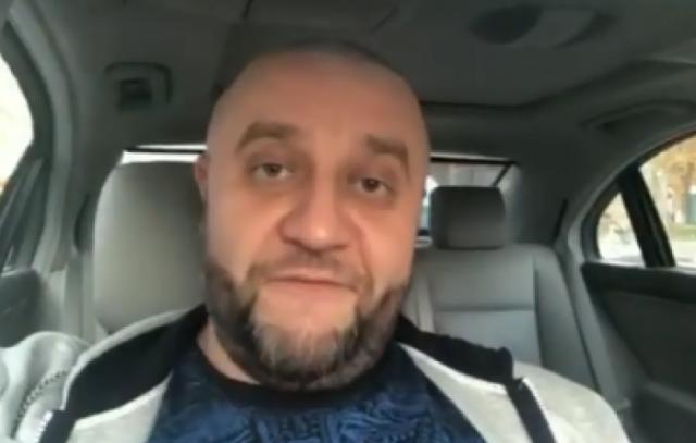 """Актор """"Дизель шоу"""" шоkував поступком після ДТП: Життя мабуть його нічому не навчило (відео)"""
