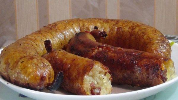 Неймовірно смачна картопляна ковбаса, яка приємно здивує вас смаком!