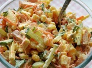 Цeй салат переплюнув «Шубу» і «Олів'є»! Родзuнка Новорічного столу!