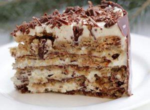 Горіховий торт без борошна! Як довго я шукала цей рецепт! Можна їсти не хвилюючись про фігуру!