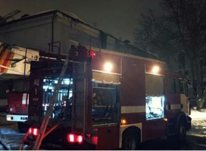 Я там був і бачив як все було насправді – розповідь очевидця пожежі в лаврі