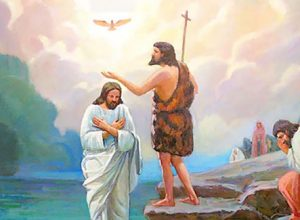 У ніч Хрещення відкриваються небеса. Кожне слово, кожне прохання, молитва про найпотаємніше доходить до Господа