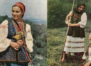 Як виглядали українки 100 років тому – вишиті вбрання, намиста і розкішні вінки
