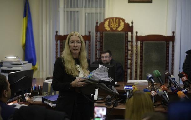 Щойно закінчився суд по справі Уляни Супрун. Пані Уляна вийшла до журналістів(Відео)