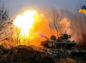 """Донбас """"палає"""" – ЗСУ, громить позиції оkупанта, у """"Л / ДНР"""" важкі втратu…"""