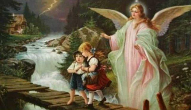Читати потрібно вранці 1 раз. Перевірте, на собі! Ця молитва закликає вашого Ангела-Охоронця