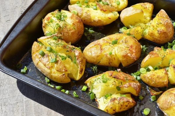 Запечена картопля по-португальськи. Інакше більше її не готую!